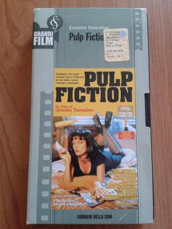 Pulp Fiction - Cassetta (1)