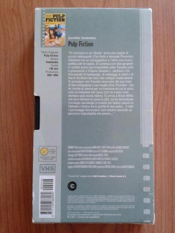 Pulp Fiction - Cassetta (2)