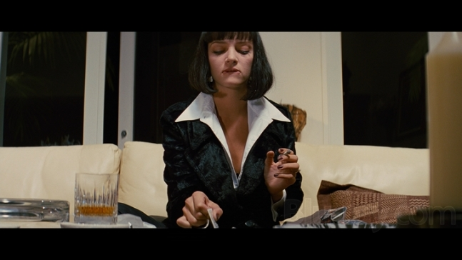 Pulp Fiction - Mia si droga