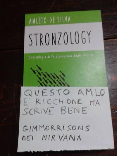 Stronzology Fascetta