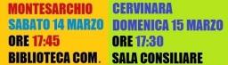 """Presentazioni di """"Bumerang!"""" a Montesarchio e Cervinara"""